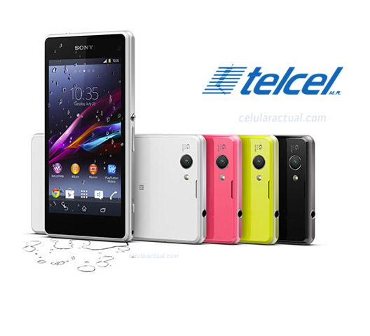 Sony Xperia Z1 Compact  en México con Telcel
