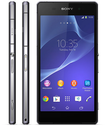 Sony Xperia Z2 Deluxe Edition