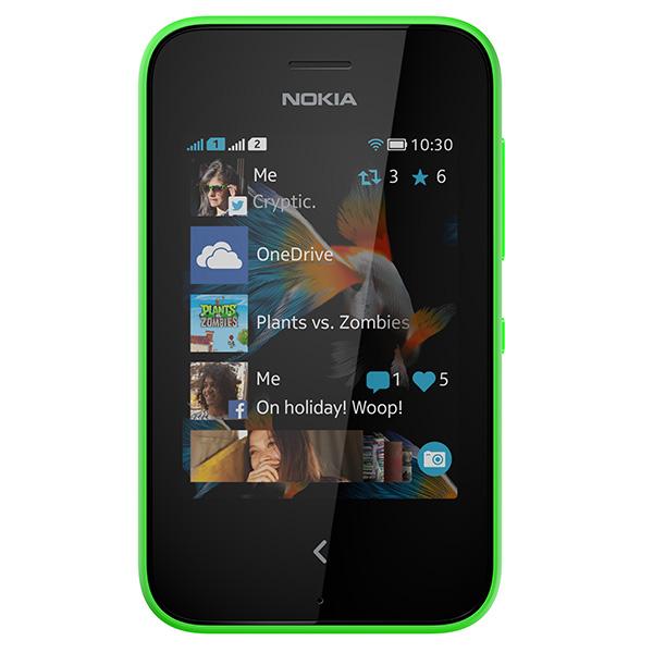 Nokia Asha update Fastlane