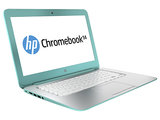 HP Chromebook 14  en México color turquesa