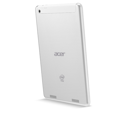 Acer Iconia One 7 cámara trasera de lado