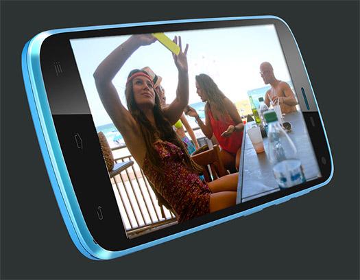 Blu Life Play en México modo libre color azul