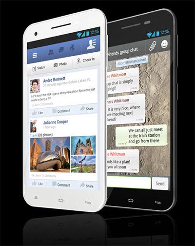 Blu Studio 5.5 en México, Dual SIM libre