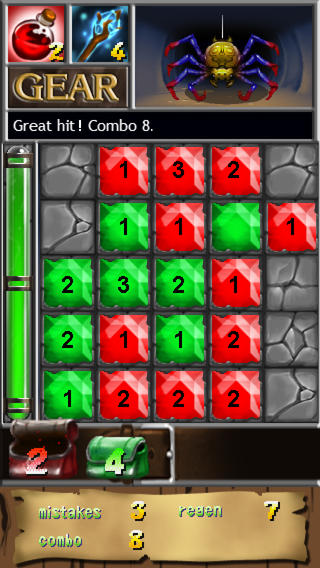cavesweeper app