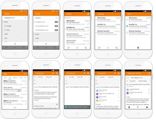 Se filtra el FirefoxOS 2.0 captura correo