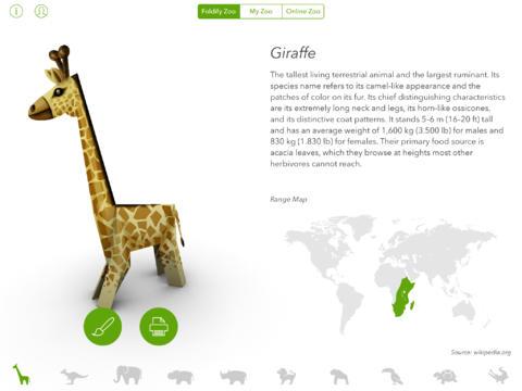 app foldify zoo
