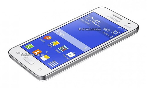 Samsung Galaxy Core 2 pantalla