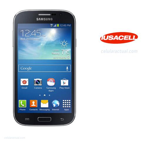 Samsung Galaxy Grand Neo en México con Iusacell color negro