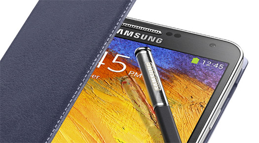 Samsung Galaxy Note 3 detalle