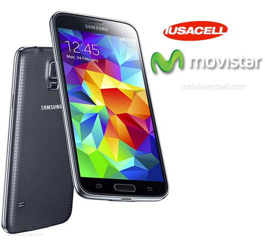 Samsung Galaxy S5 en México con Iusacell y Movistar en julio