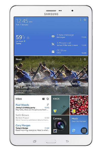Samsung Galaxy Tab Pro 8.4 color blanco en México