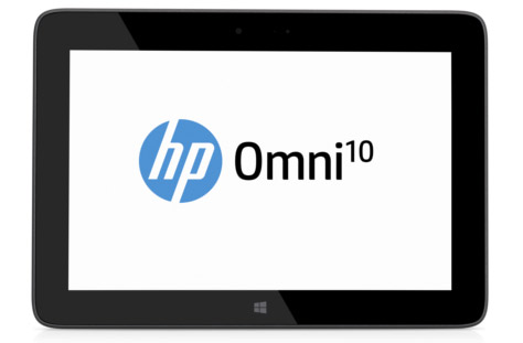 HP Omni 10 Tablet con Windows 8.1 en México