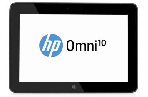 HP Omni 10 Tablet con Windows 8.1 en México