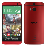 Se filtra HTC One M8 rojo