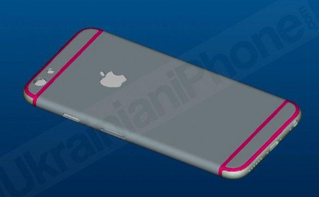 Aparecen nuevas representaciones de iPhone 6
