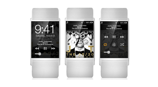 Apple iWatch  render No oficial