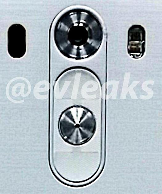 LG G3 cámara trasera Flash LED Dual, sensores, volumen y más