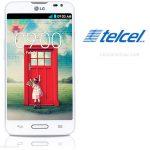 LG L70 con Android KitKat ya a la venta en México con Telcel