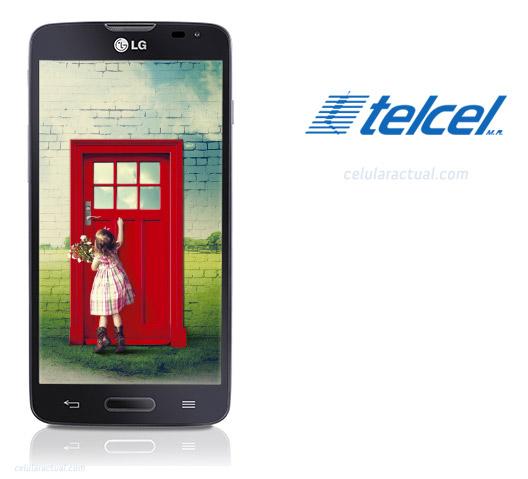 LG L90  D400 en México con Telcel