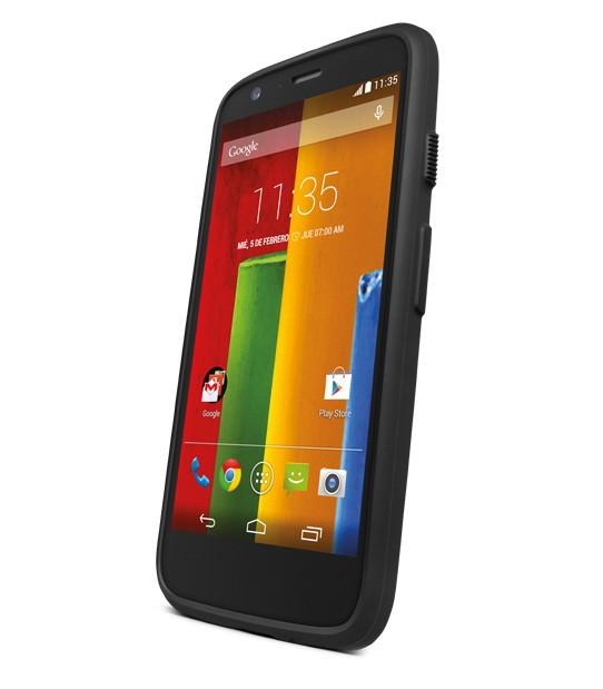 Motorola Moto G Forte en México con Nextel pantalla de lado