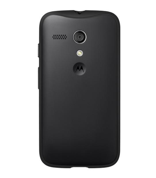 Motorola Moto G Forte en México con Nextel cámara trasera