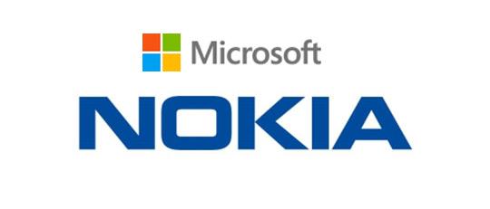 Microsoft Nokia logotipos