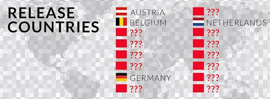 OnePlus One lista de países