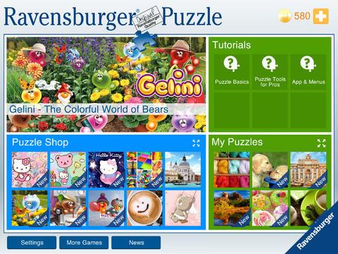 app ravensburger puzzle
