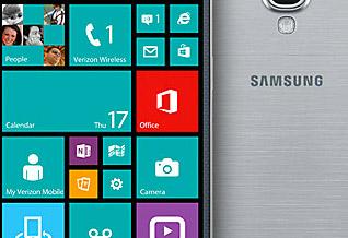 Samsung ATIV SE detalle