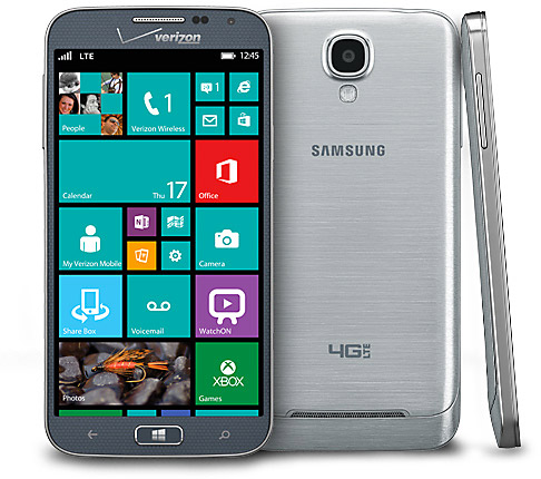 Samsung ATIV SE con Windows Phone 8  en Verizon