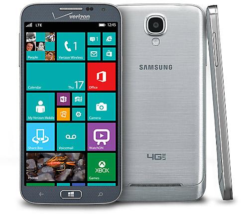 Samsung ATIV SE con Windows Phone 8  en Verizon