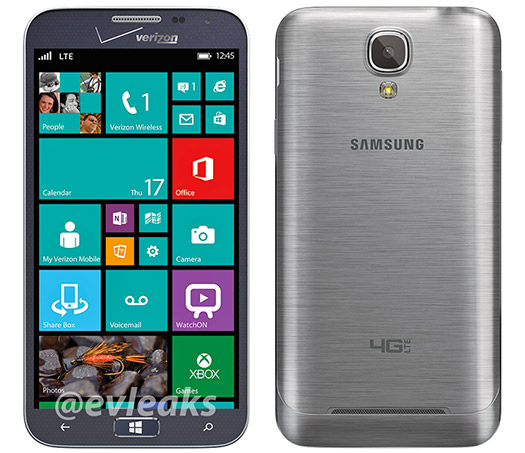 Samsung Ativ SE con Windows Phone 8 y Snapdragon 800