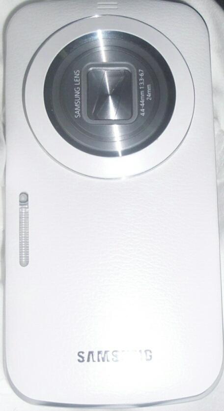 Samsung Galaxy S5 zoom filtrado en imagen será llamado K Zoom