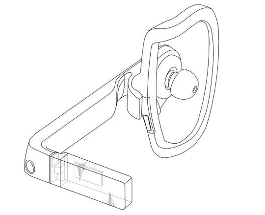 samsung glass patente