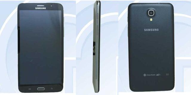 Samsung SM-T2558 smartphone de 7 pulgadas TENAA