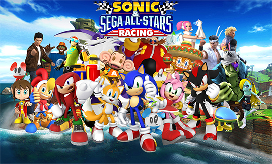 Sonic All Stars Racing Transformed disponible de forma gratuita por tiempo limitado para Android y iOS