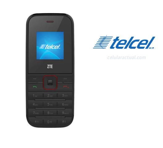 ZTE S521 en México con Telcel