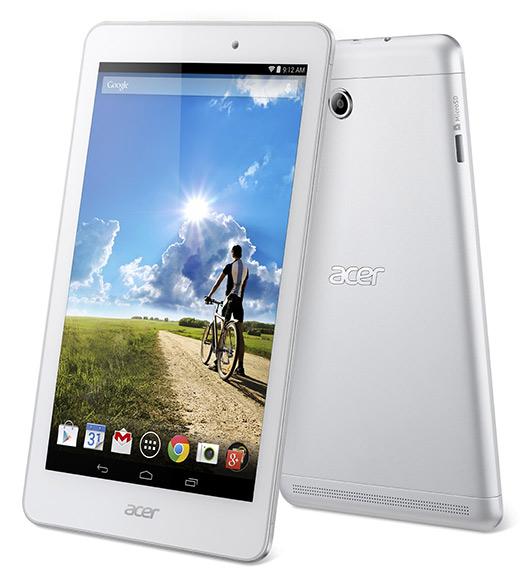 Acer Iconia Tab 8 con procesador Intel y Android KitKat es presentada
