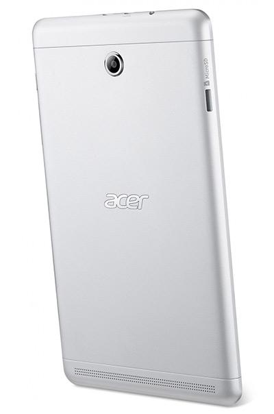 Acer Iconia Tab 8 cámara trasera