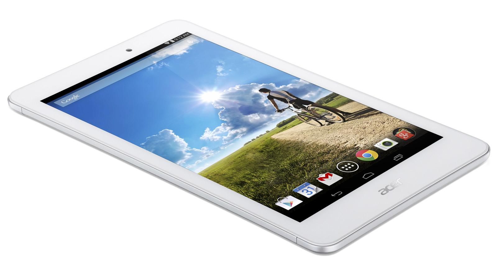 """Acer Iconia Tab 8 pantalla de 8"""" HD grande"""