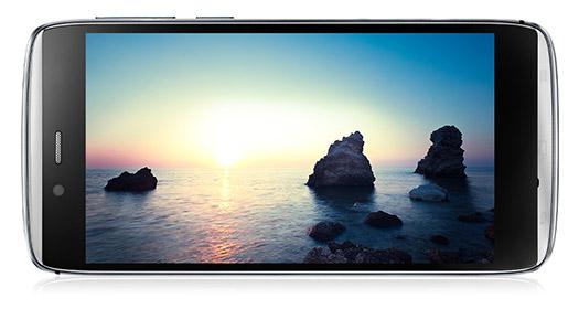 Alcatel One Touch Idol Alpha pantalla