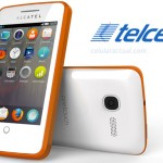 Alcatel One Touch Fire con Firefox OS llega a Telcel