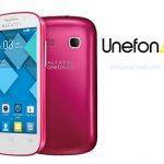 Alcatel Pop C3 llega a Unefon: un Android Dual core accesible