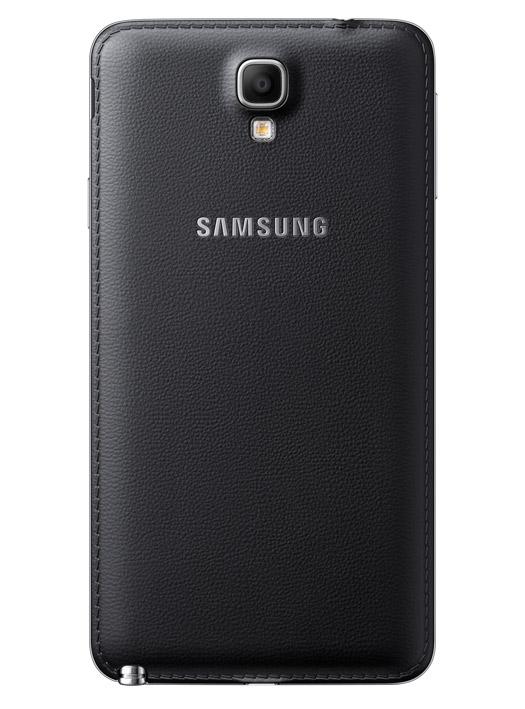 Samsung Galaxy Note 3 Lite / Neo N7505 cámara trasera acabado en piel