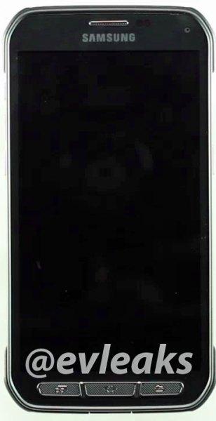 Samsung Galaxy S5 Active pantalla apagada