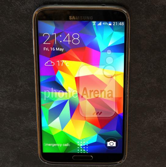 El Galaxy S5 Prime Alpha en fotos en directo