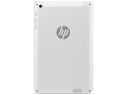 HP 7 Plus tablet cámara trasera