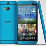 HTC One M8 se deja ver en nuevo Color Azul
