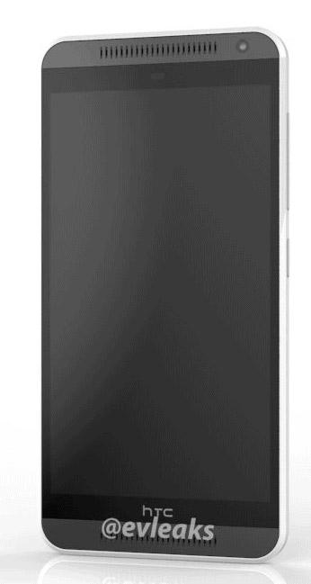 HTC M8 Prime completo parte delantera Pantalla