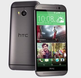 HTC One mini 2  imagen oficial sin Duo Camera